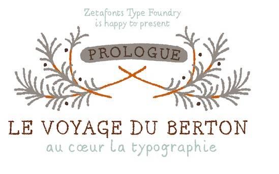 Berton Font Family free