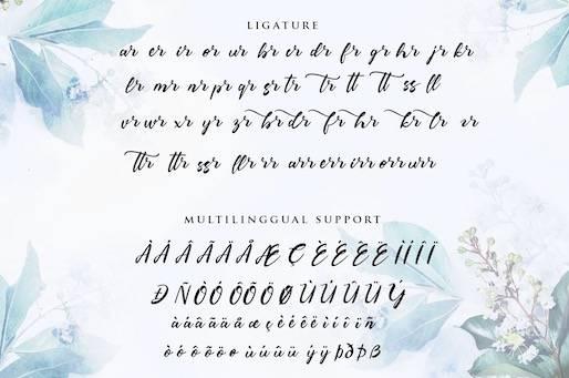 Besterline Font