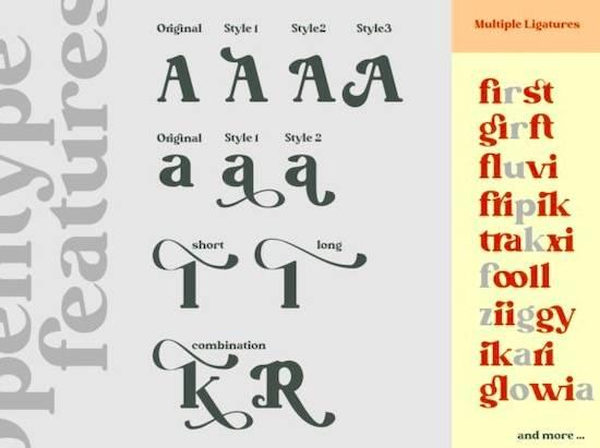 Betofin font free