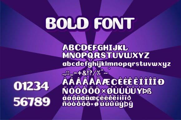 Bolder font download
