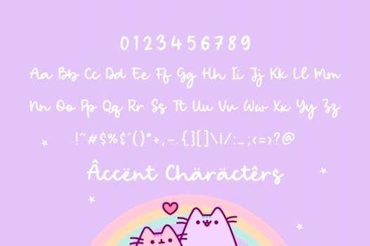 Bright Candy Font download