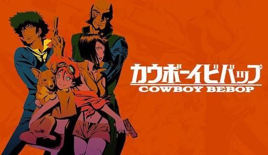 Cowboy Bebop Font