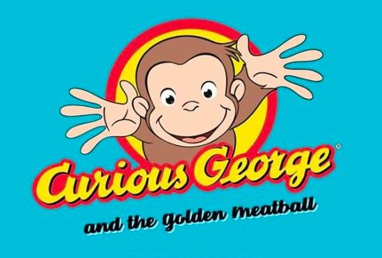 Curious George Font