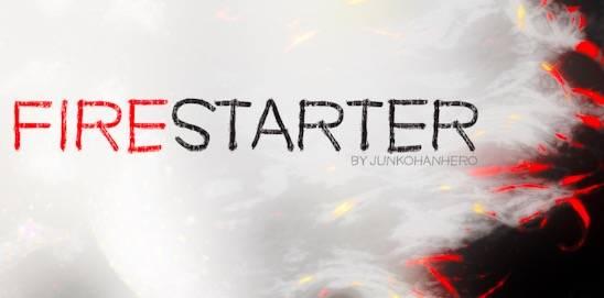 Firestarter Z Font free