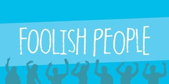 Foolish People DEMO Font free