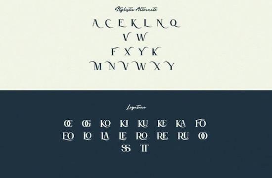 Grown font free