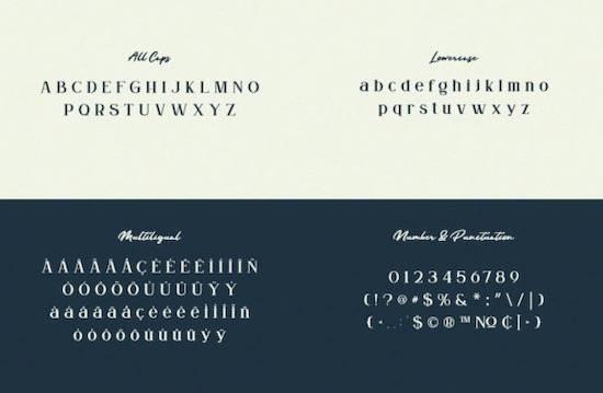 Grown font free download