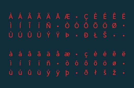 Labre Sans Font free