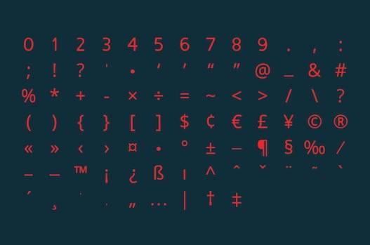 Labre Sans Font