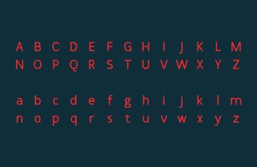 Labre Sans Font download