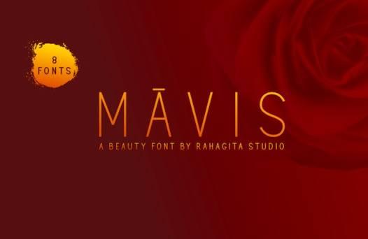 Mavis Font free download
