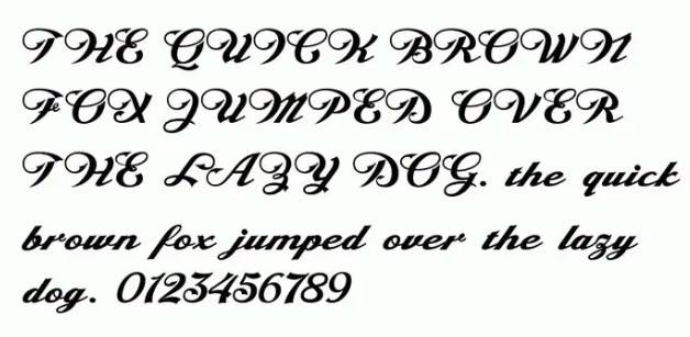 Miller Lite Font free