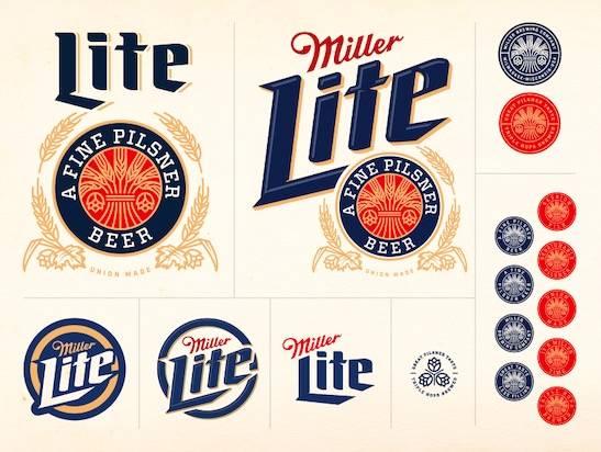 Miller Lite Font