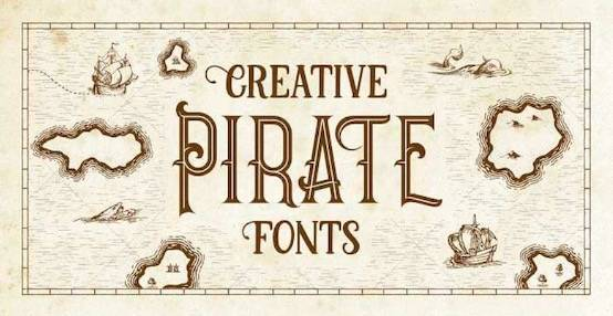 Pirate font free