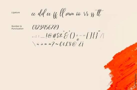 Qristalla font