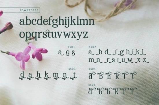 Renda font free