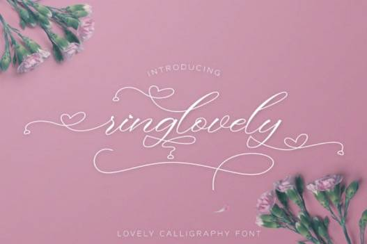 Ringlovely Font free download
