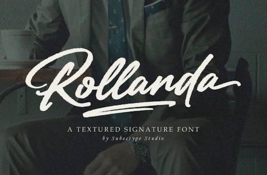 Rollanda Font FREE