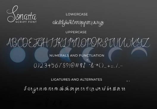 Sonatta Font