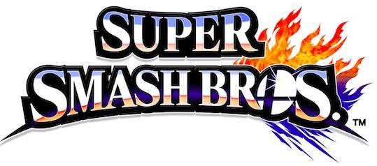 Super Smash Bros. Font download