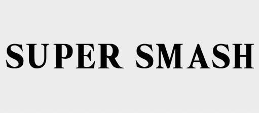Super Smash Font free