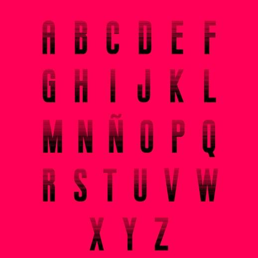 BOXING Font free