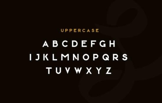 Bogor font download