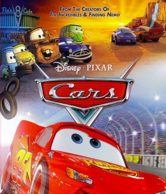 Cars font features