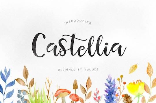 Castellia font free download