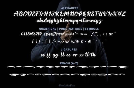 Darion font download
