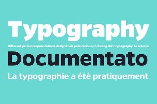 Gentona font free