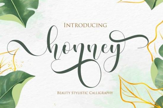 Honney Font free download