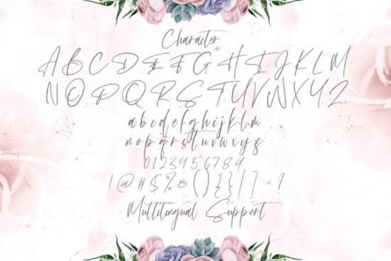 Hunthers Dwayne font free