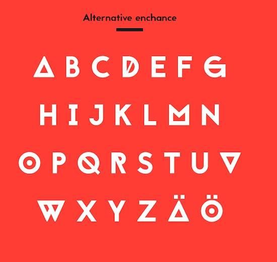 Jaapokki font free