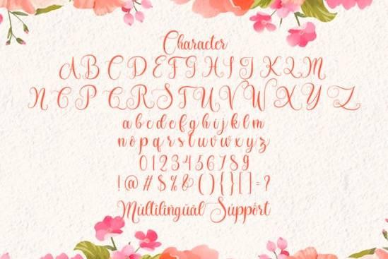 Jacyking font free