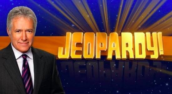 Jeopardy Font download