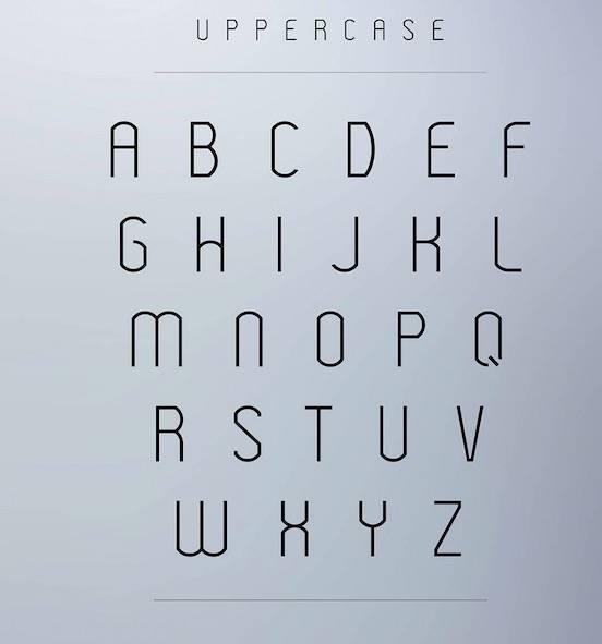 Modeka font free download