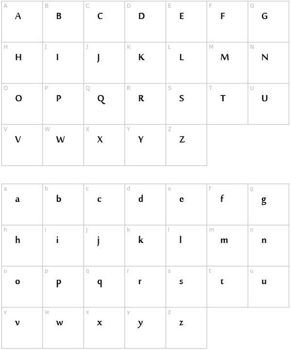 Moolboran font