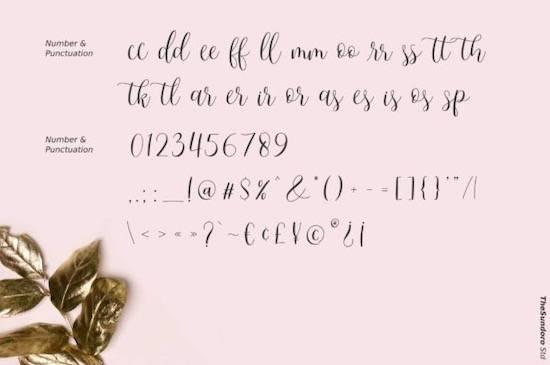Mother Vanilla Font