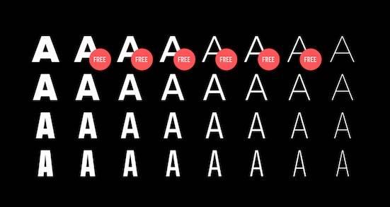 Novecento font free