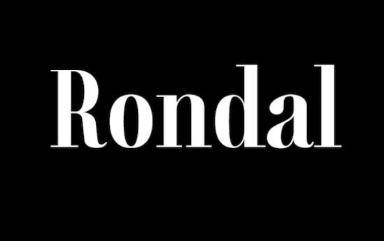 Rondal Font Family download