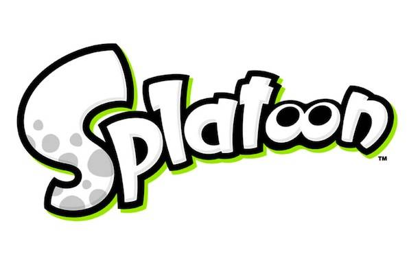 Splatoon font
