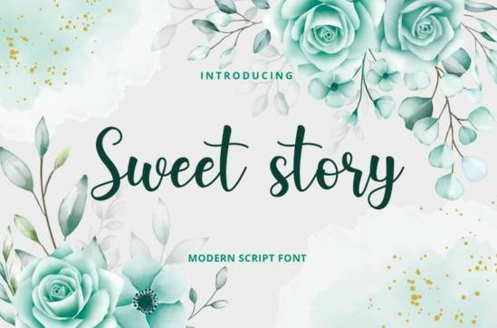Sweet Story Font free download