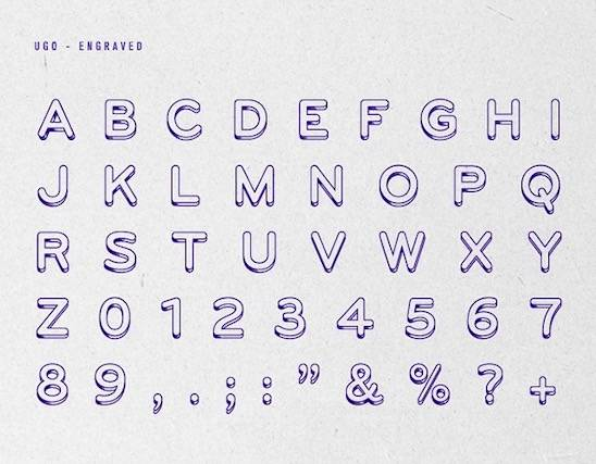 Ugo font download