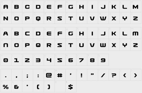 Usuzi Font