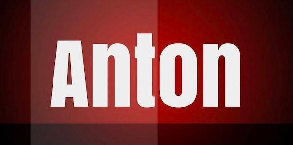 Anton Font Family free