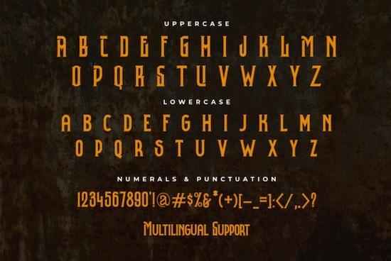 Astaroth font download