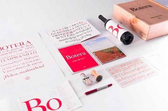 Botera font free