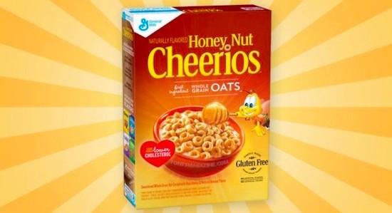 Cheerios Font download