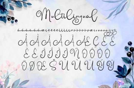 Childish font download